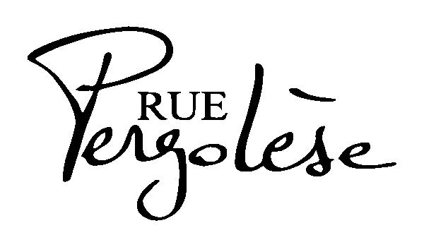 RUE PERGOLESE
